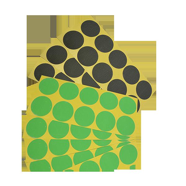 Цветки шлифовальные